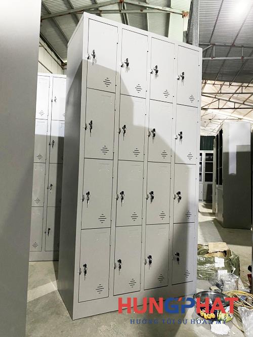 Phân phối tủ locker sắt 16 ngăn tại Thuận Thành, Bắc Ninh3
