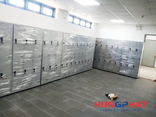 Bàn giao 85 bộ tủ locker 6 ngăn quần áo tại cảng Cái Mép, Vũng Tàu3