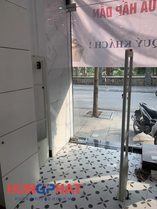 Lắp đặt bộ cổng từ EG 1122 tại Thị trấn Trúc Sơn, Chương Mỹ1