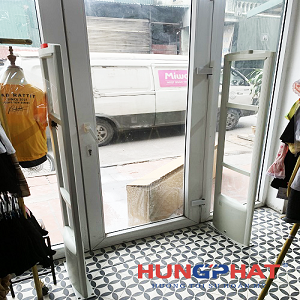 Lắp đặt cổng từ an ninh EG1122 tại Bạch Đằng, Hà Nội