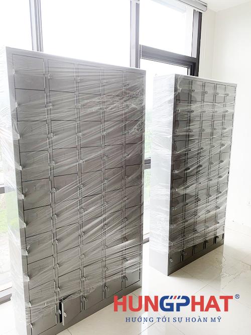 Cung ứng 6 bộ tủ locker 50 ngăn tại Lê Trọng Tấn, Hà Đông3