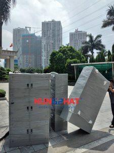 Tủ hồ sơ 6 ngăn phân phối tại khu đô thị Dương Nội