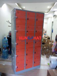 Tủ sắt mầm non 15 ngăn phân phối tại Hải Phòng