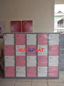 Cung ứng tủ sắt mầm non 20 ngăn tại Hà Tĩnh