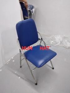 Phân phối ghế gấp lưng cao cho khách hàng tại Hòa Lạc