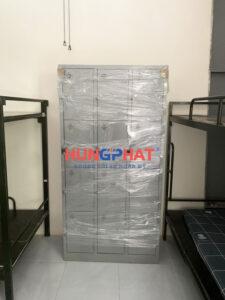 Phân phối một số tủ locker sắt cho khách hàng tại Lạng Sơn