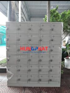 Cung cấp tủ locker 30 ngăn tại quận Hoàn Kiếm