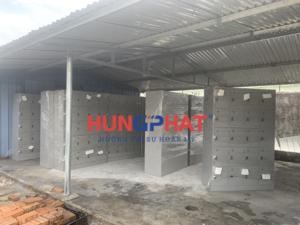 Nhận đơn hàng 65 tủ locker 20 ngăn tại Tp Tuyên Quang