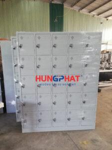 Cung ứng tủ locker 25 ngăn KCN Tân Quang tỉnh Hưng Yên