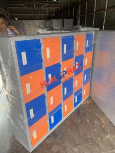 Phân phối một số dòng tủ sắt mầm non cho khách hàng tại Tuyên Quang