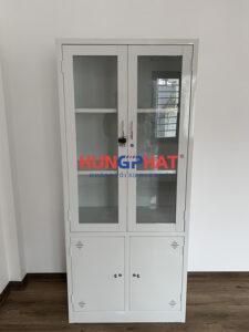 Phân phối tủ hồ sơ sắt K3 màu trắng đến Hòe Thị