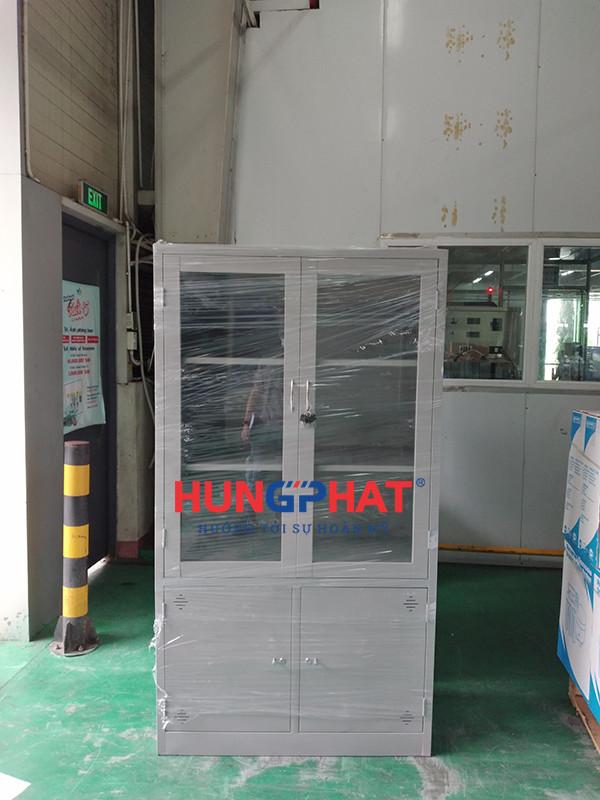 Tủ hồ sơ sắt K3 được Hưng Phát phân phối tại Hưng Yên